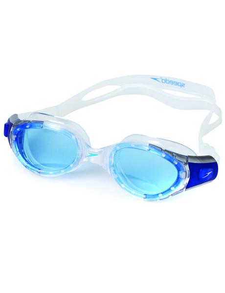Speedo Futura Biofuse 2 Female Goggles - Grey/Blue