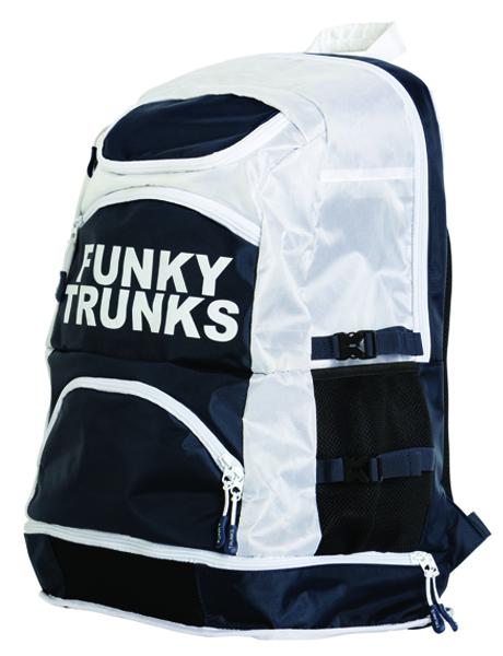 Funky Trunks Elite Squad 36L Backpack - Navy Blast