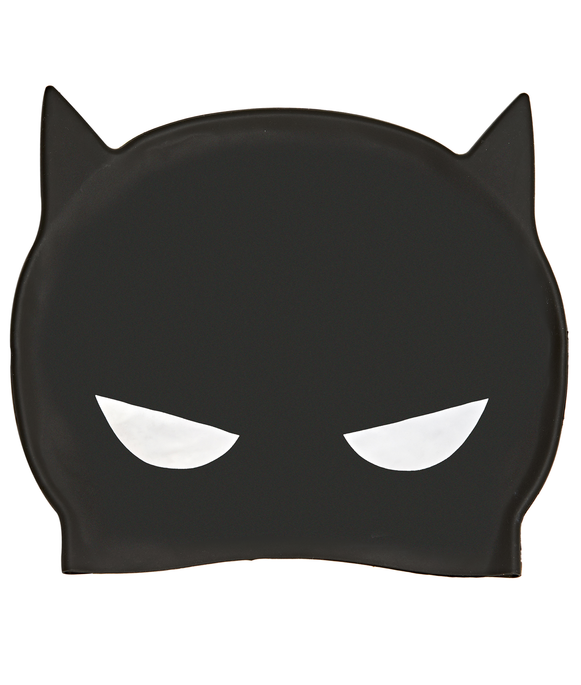 Zoggs Junior 3D Batman Silicone Cap