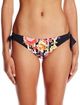Seafolly Romeo Rose Loop Tie Side Hipster - (sale non-refundable)