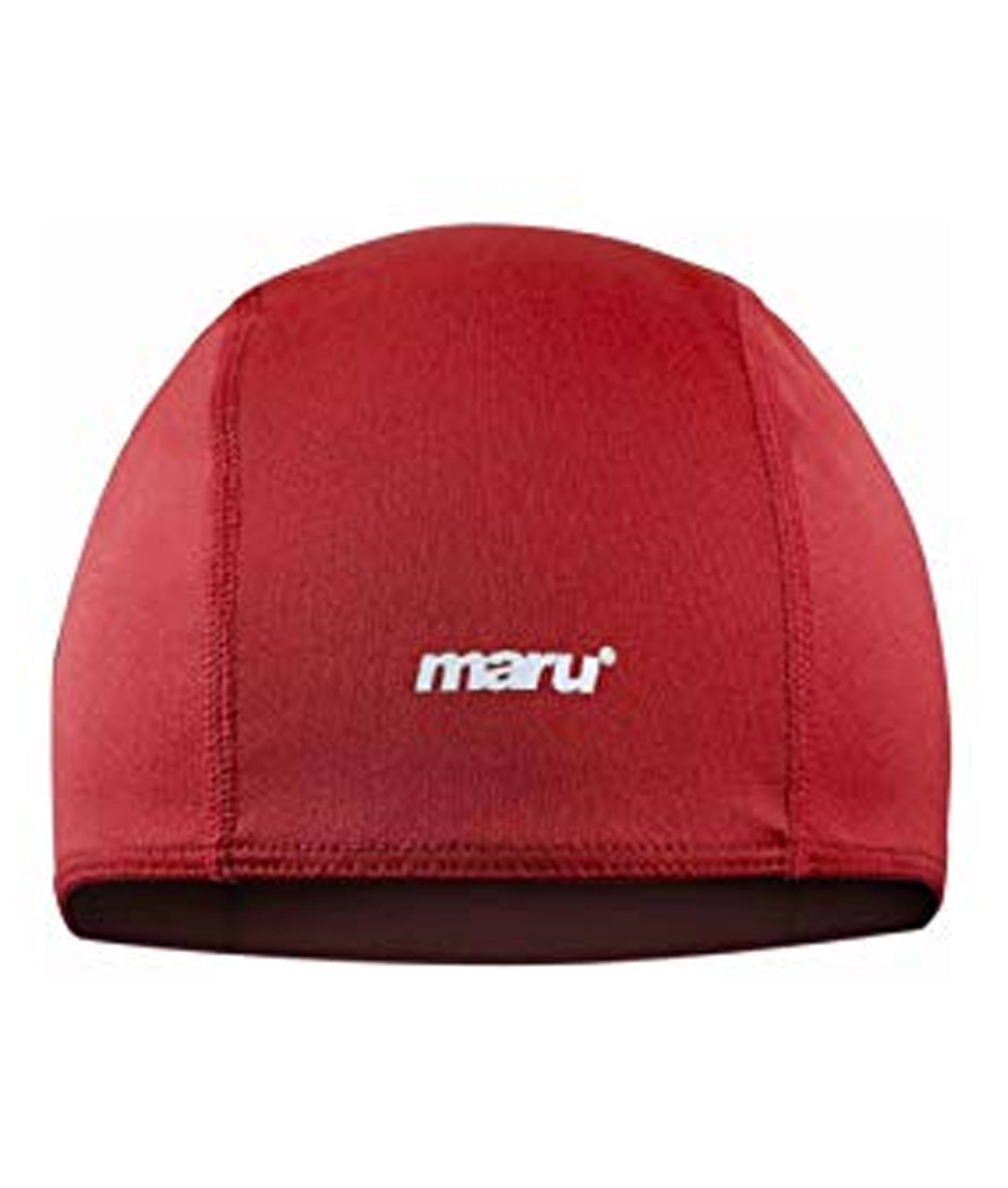 Maru Junior Polyester Cap - Red