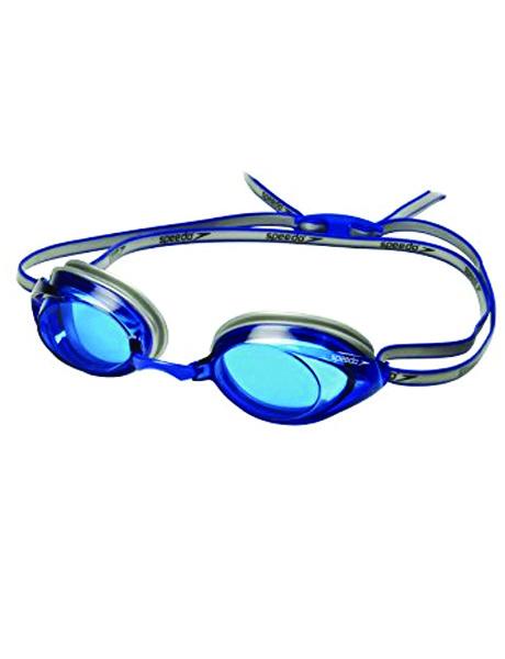 Speedo Junior Vanquisher 2.0 Goggle - Blue