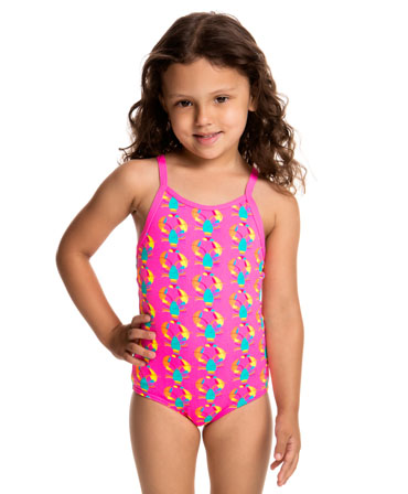 Funkita Toddlers Cray Cray One Piece