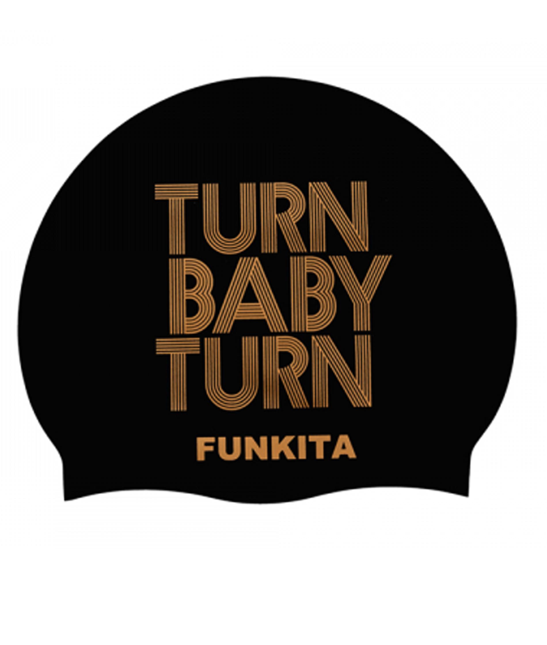 Funkita Turn Baby Turn Swim Cap