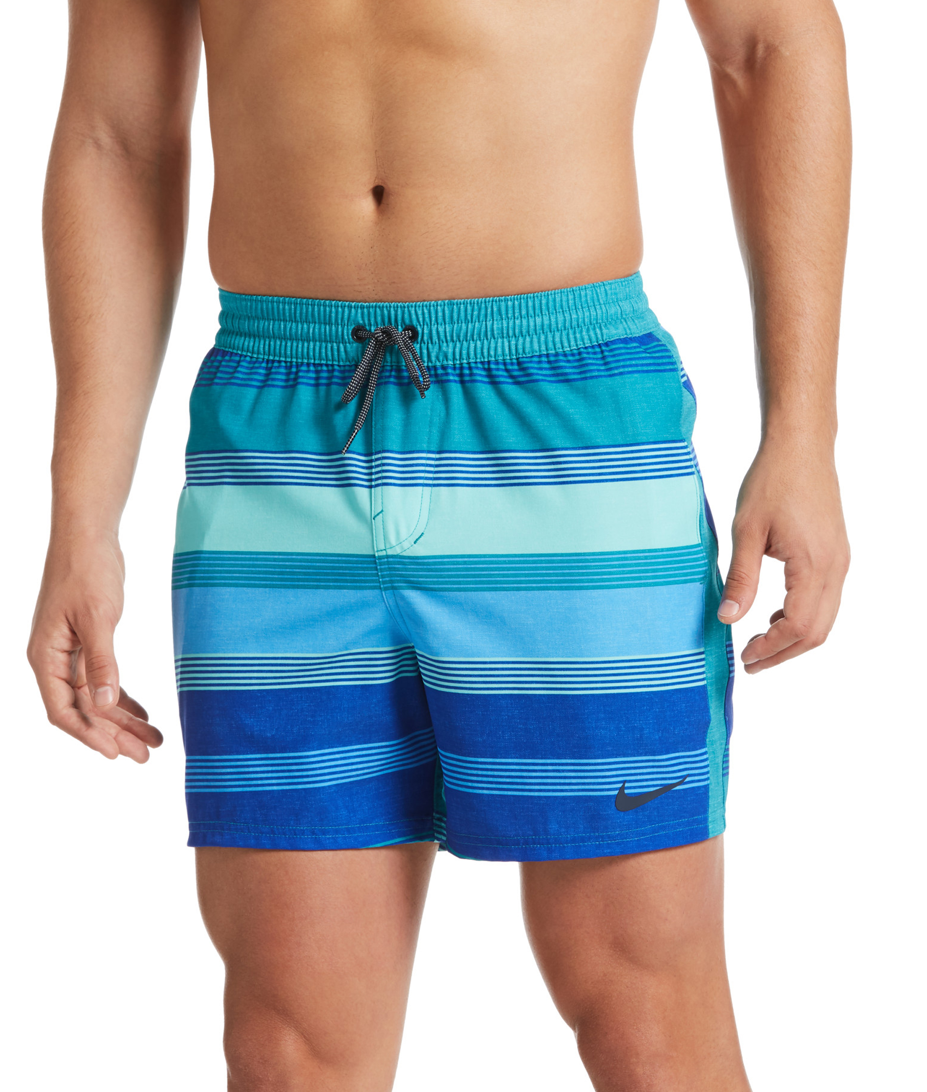 Nike Swim Mens Volley 5 Short - Spirit Teal