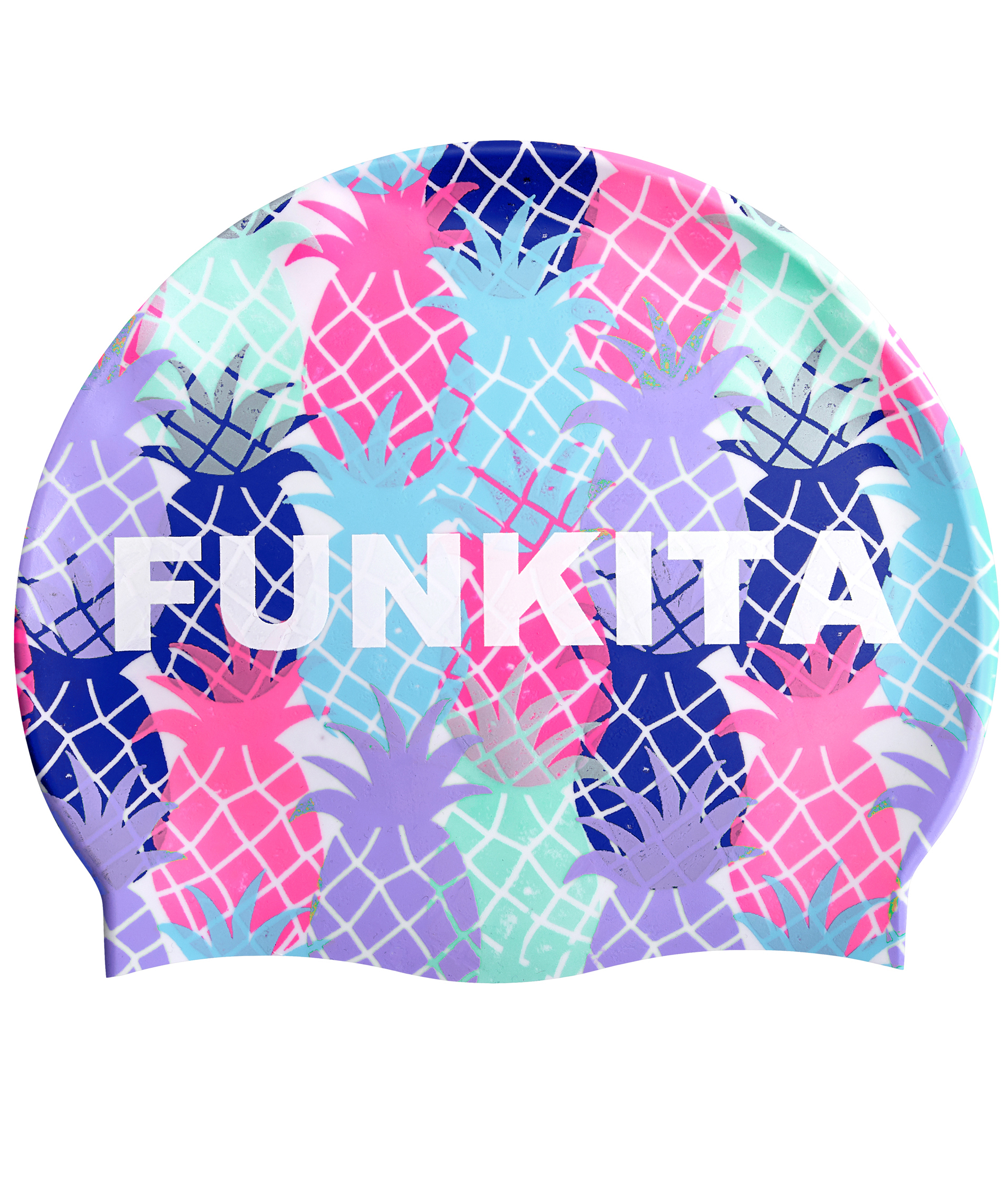 Funkita Pineapple Head Swim Cap