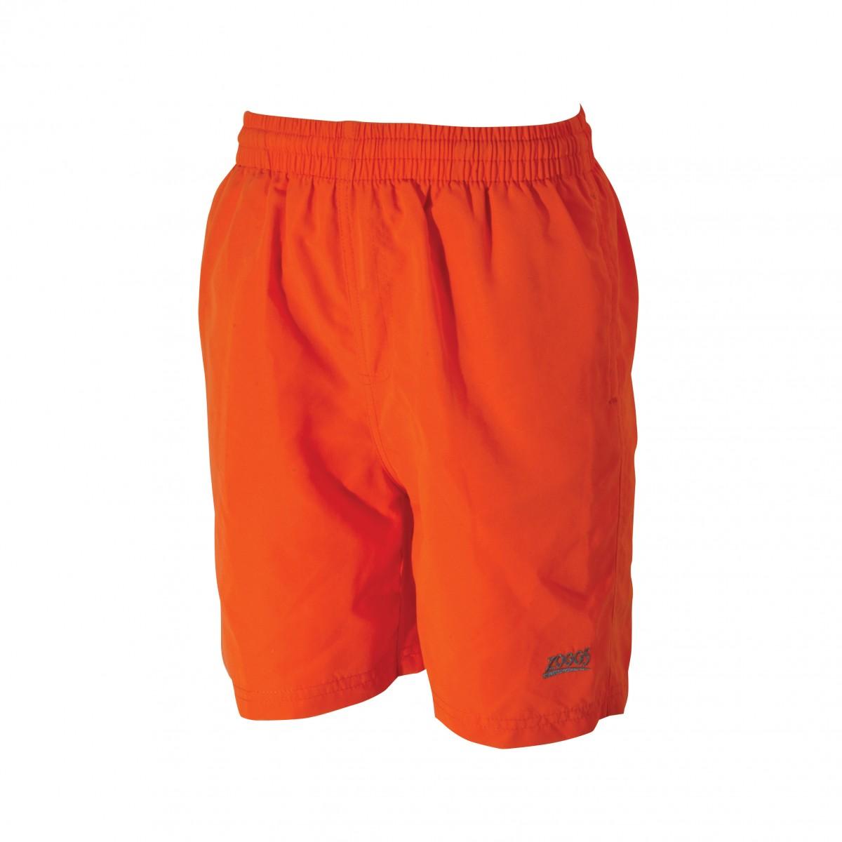 Zoggs Boys Penrith 15 Watershorts - Orange