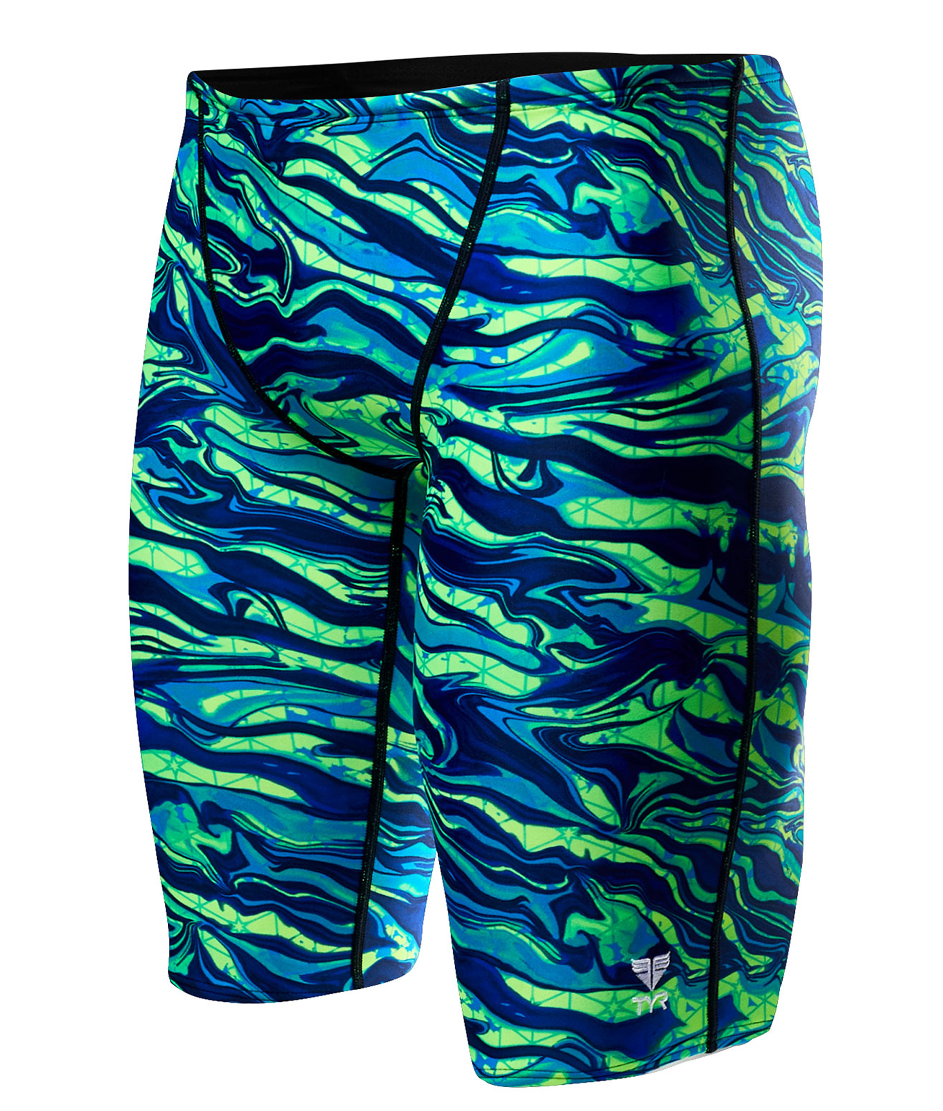 TYR Boys Miramar Allover Performance Training Jammer