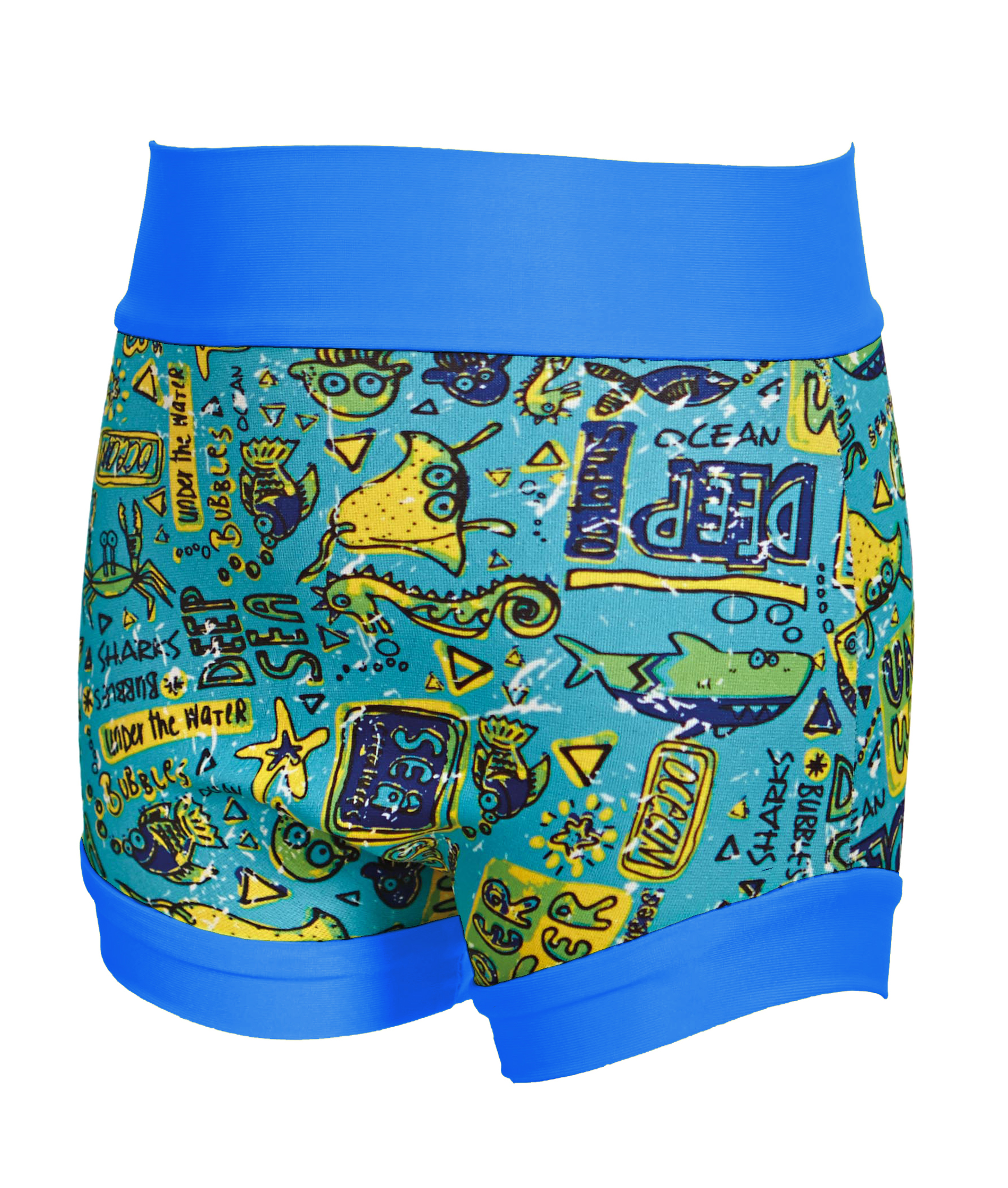 Zoggs Deep Sea Swimsure Nappy