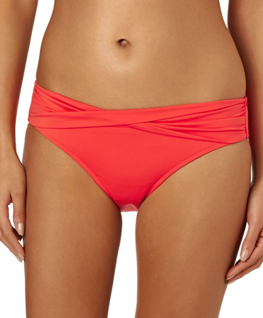 Seafolly Twist Band Hipster Bikini Pant- Sienna