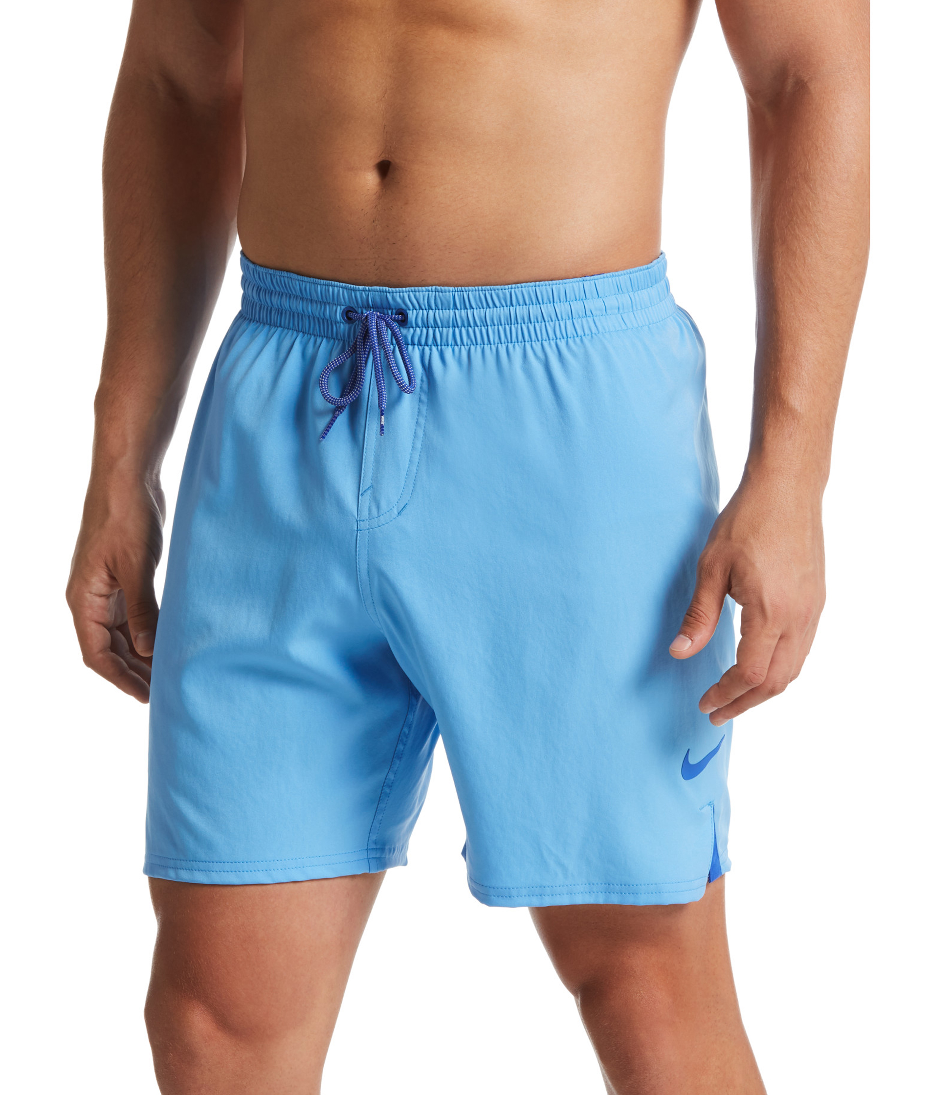 Nike Mens 7 Volley Short Watershort - University Blue