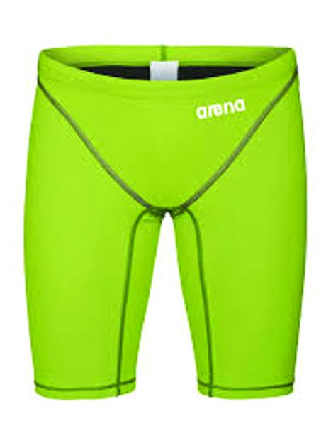 Arena Boys Powerskin ST 2 Jammer - Lime Green
