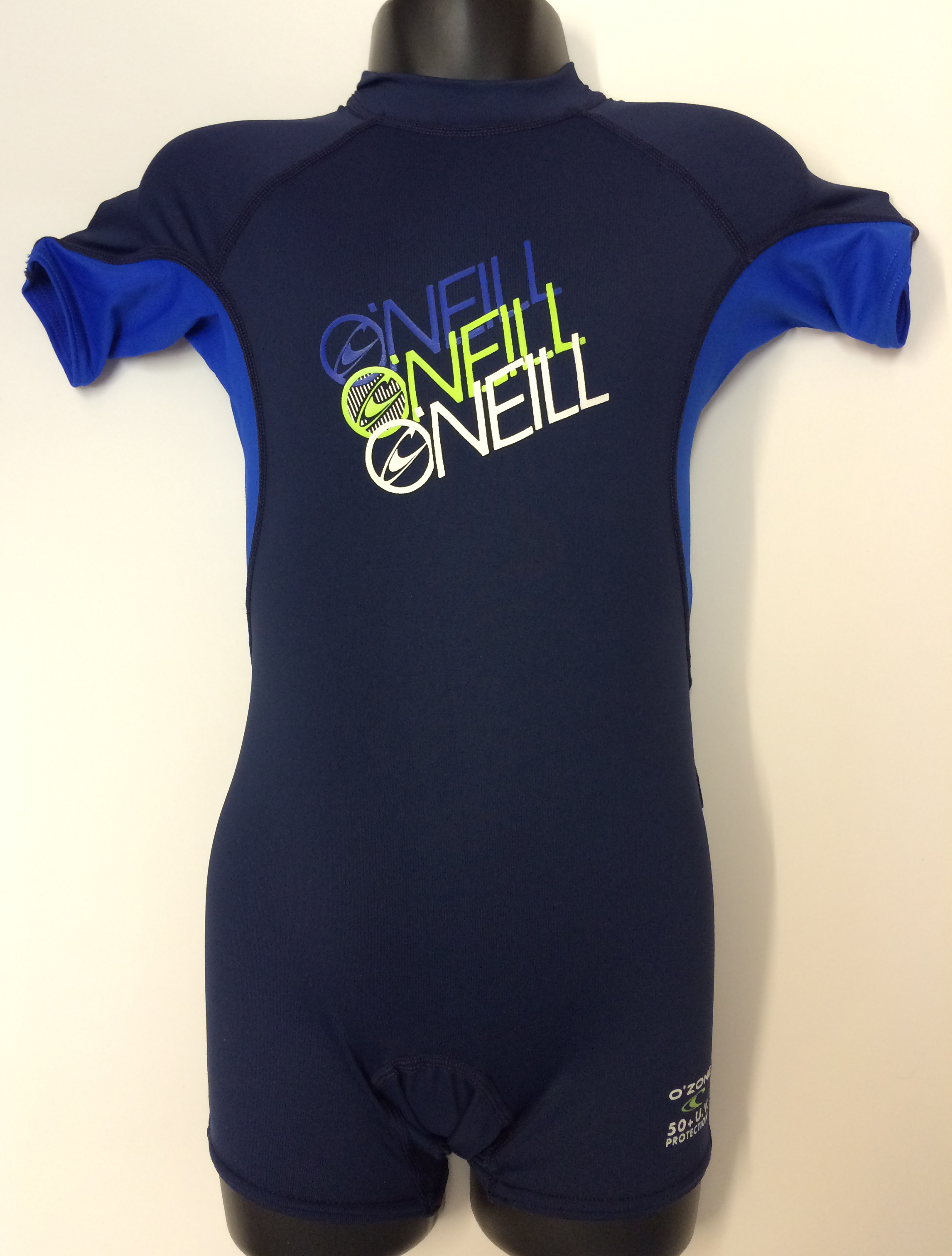 O'Neill Boys Short Sunsuit - Blue