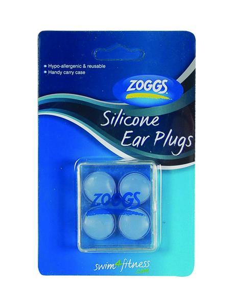 Zoggs Silicone Ear Plugs