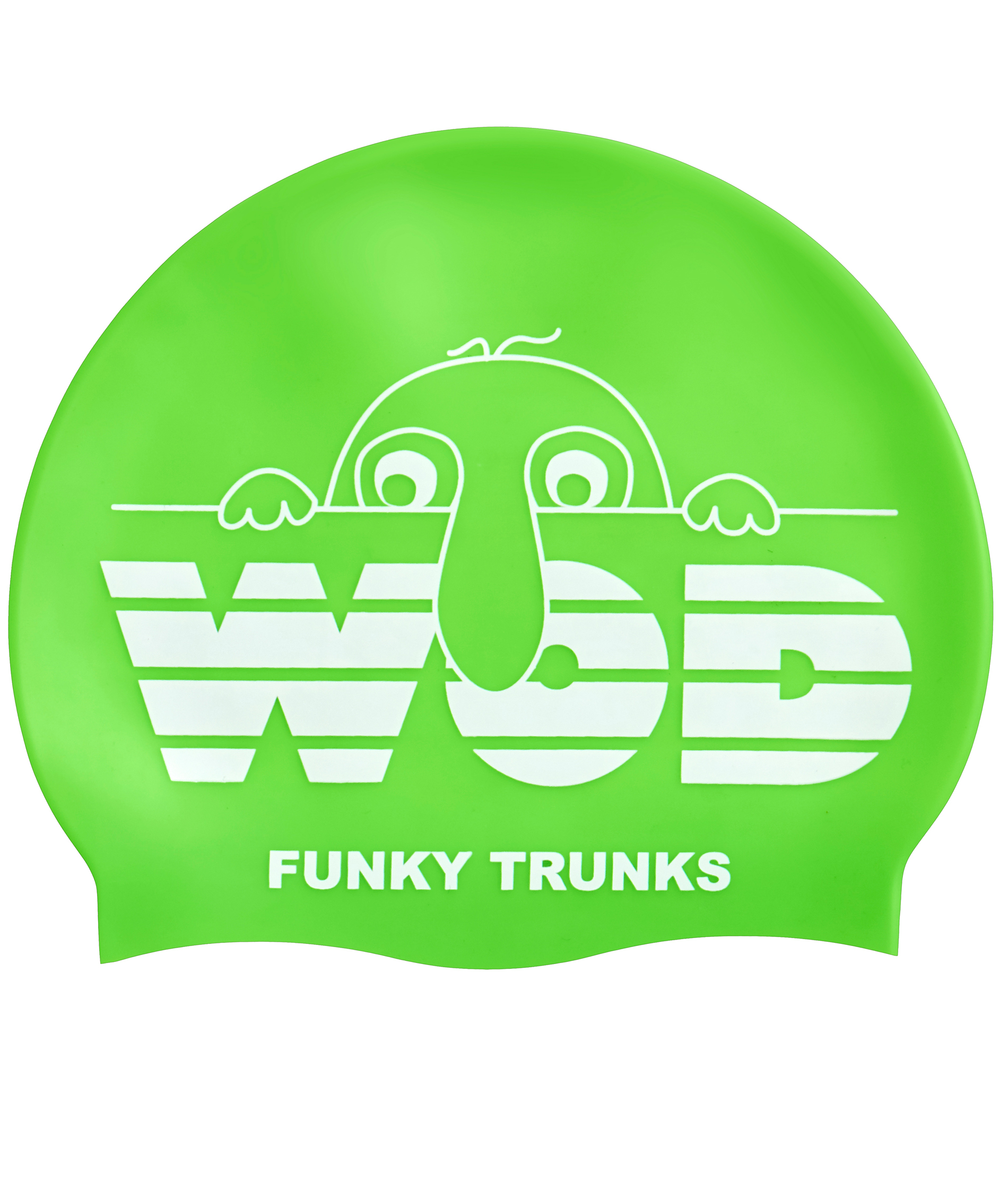 Funky Trunks WOD Swim Cap