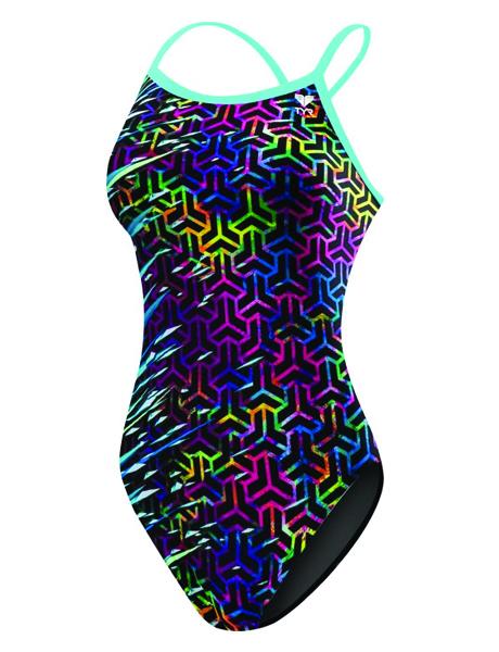 Tyr Ladies Synergy Diamondfit (sizes 26-32)