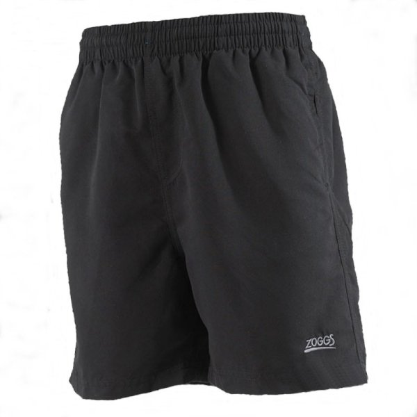 Zoggs Boys Penrith 15 Watershorts - Black