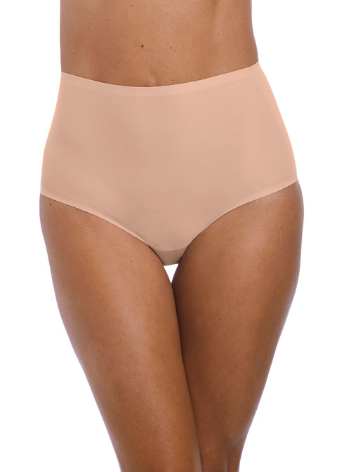 Fantasie Lingere Smoothease Invisible Stretch Full Brief - Natural Beige