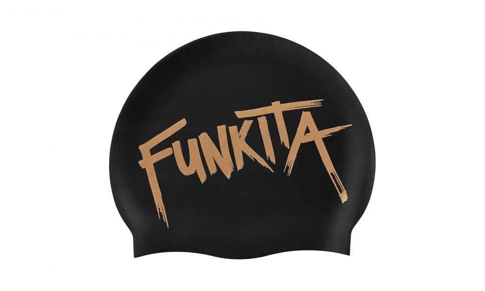 Funkita bronzed Swim Cap