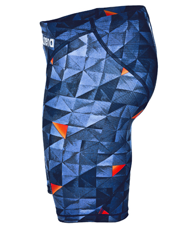 92f2a29211 Arena Junior Boys Limited Edition Powerskin ST 2.0 Jammer -  Turquoise/Orange | Dolphin Swimware