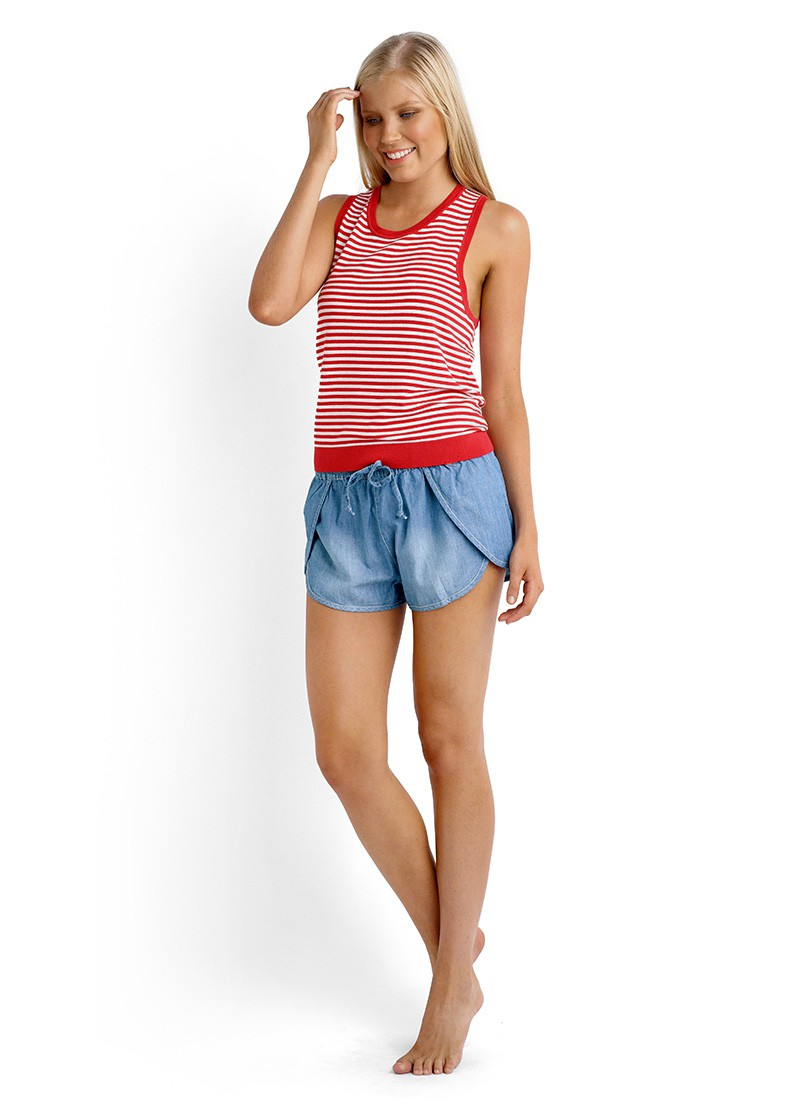 Seafolly Street Vibe Top - (sale non-refundable)