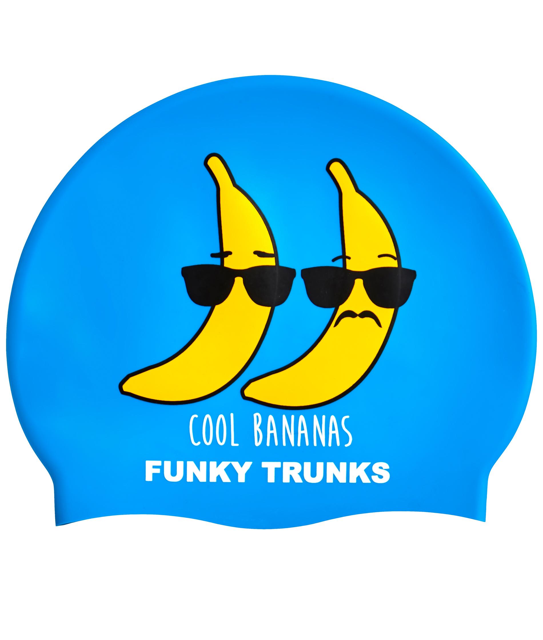 Funky Trunks Cool Bananas Swim Cap