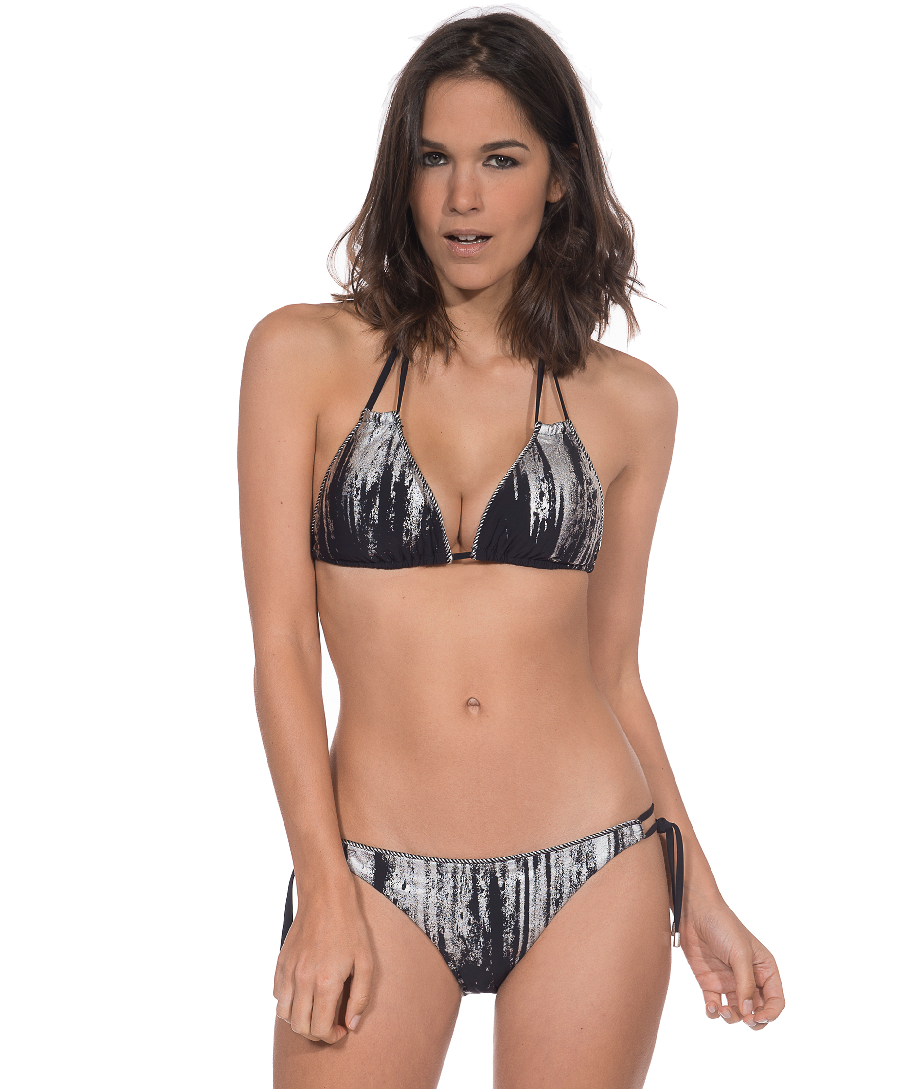 Val D'Azur Ladies Infi Triangle Bikini Set
