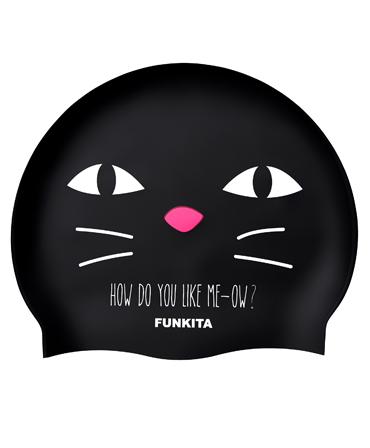 Funkita Meow Swim Cap