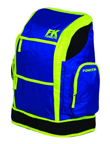 Funkita Backpack - Ocean Flash
