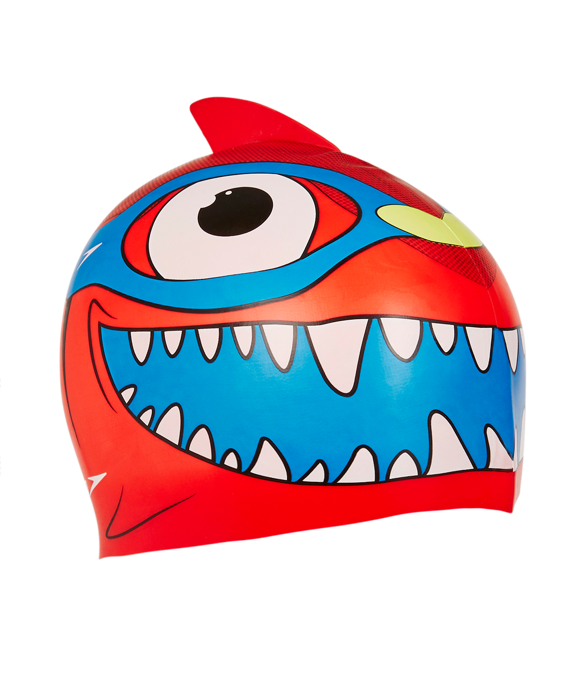 Speedo Sea Squad Character Junior Cap - Red