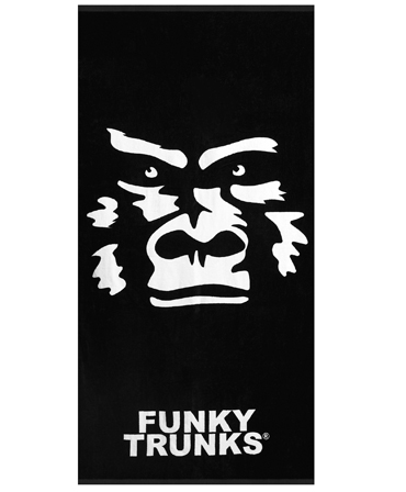 Funky Trunks The Beast Towel