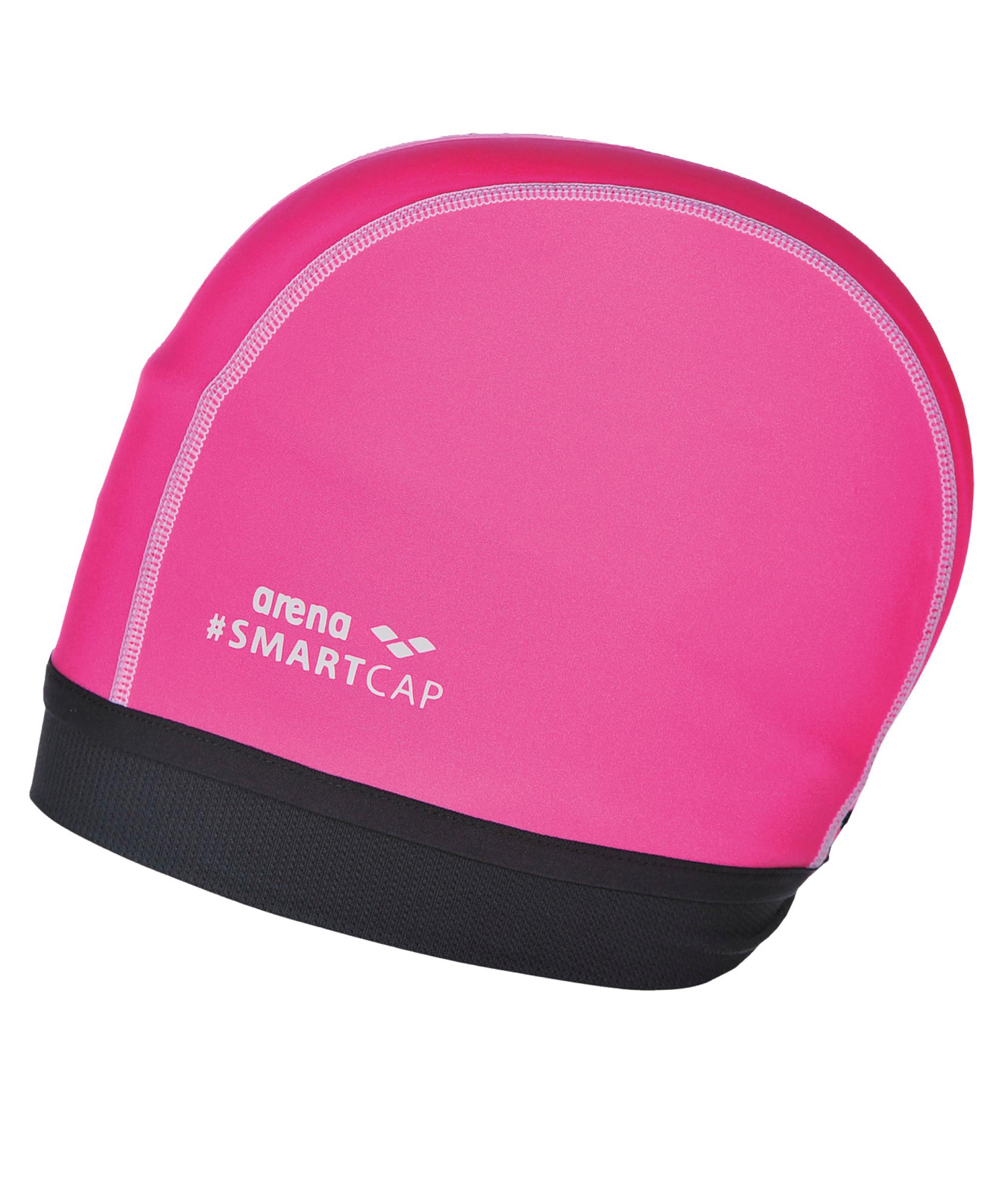 Arena Smartcap Junior - Pink/Black