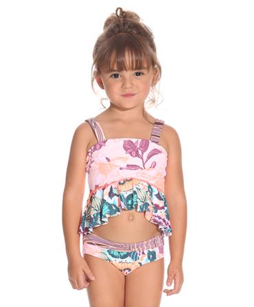 Maaji Girls Rose Of The Desert Bikini