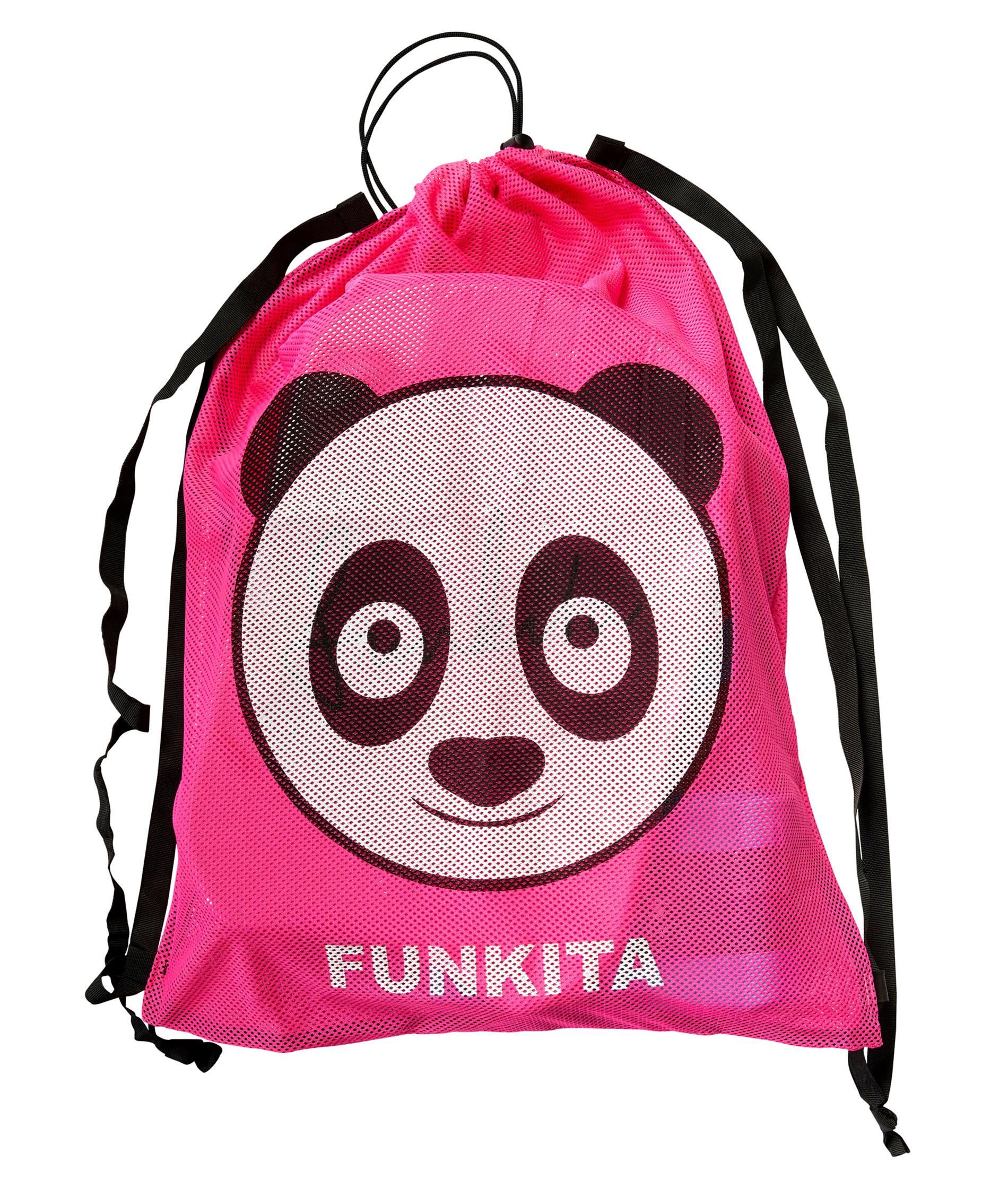 Funkita Aqua Panda Mesh Gear Bag