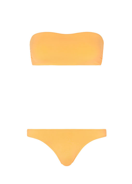Seafolly Active Tube Bikini - Buttercup (SOLD AS A SET)