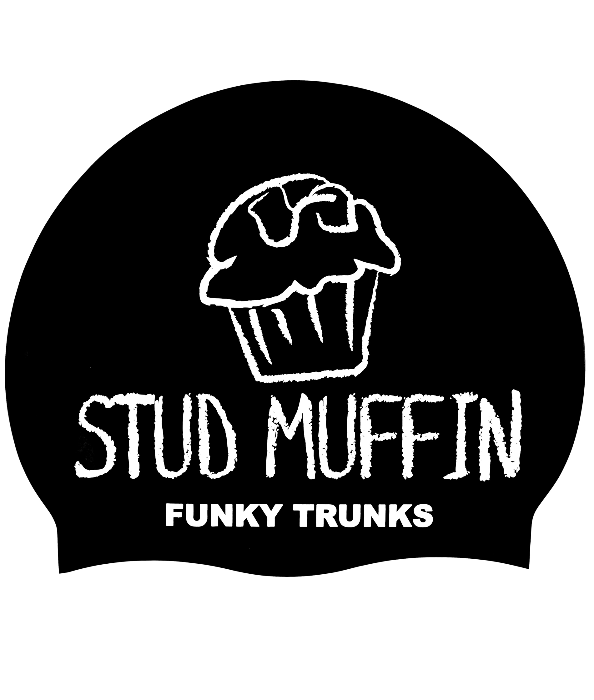 Funky Trunks Stud Muffin Swim Cap