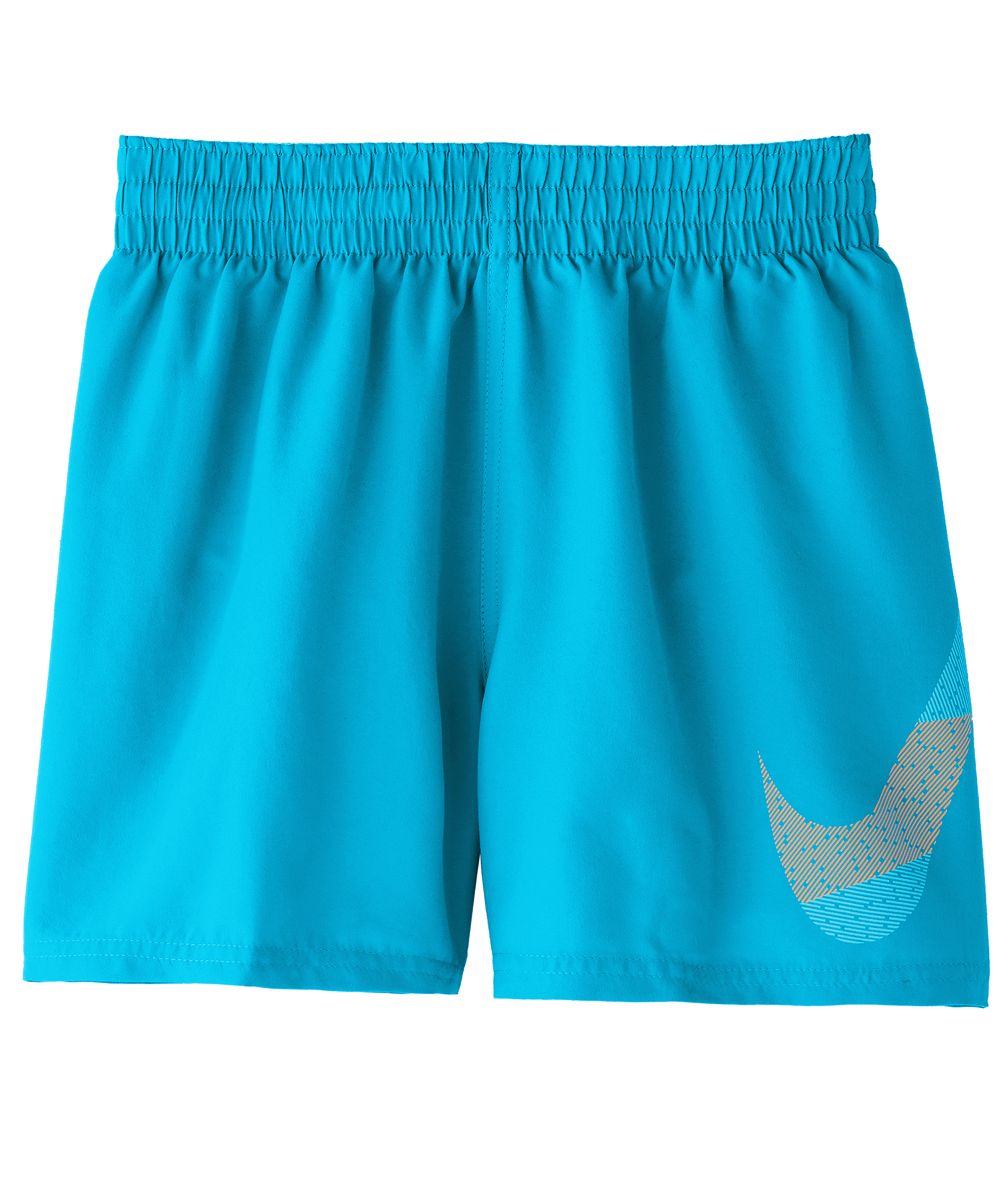 Nike Swim Boys 4 Volley Short - Light Blue Fury