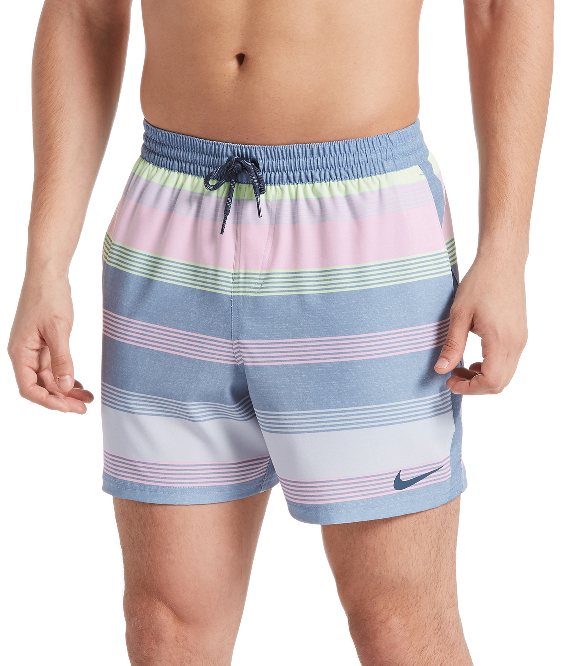 Nike Mens Indigo Fog Volley Short