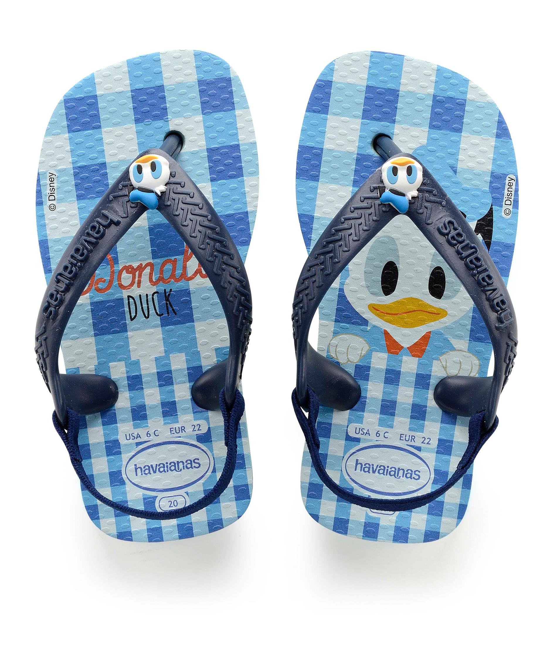 Havaianas Disney Baby Classics - Donald Duck