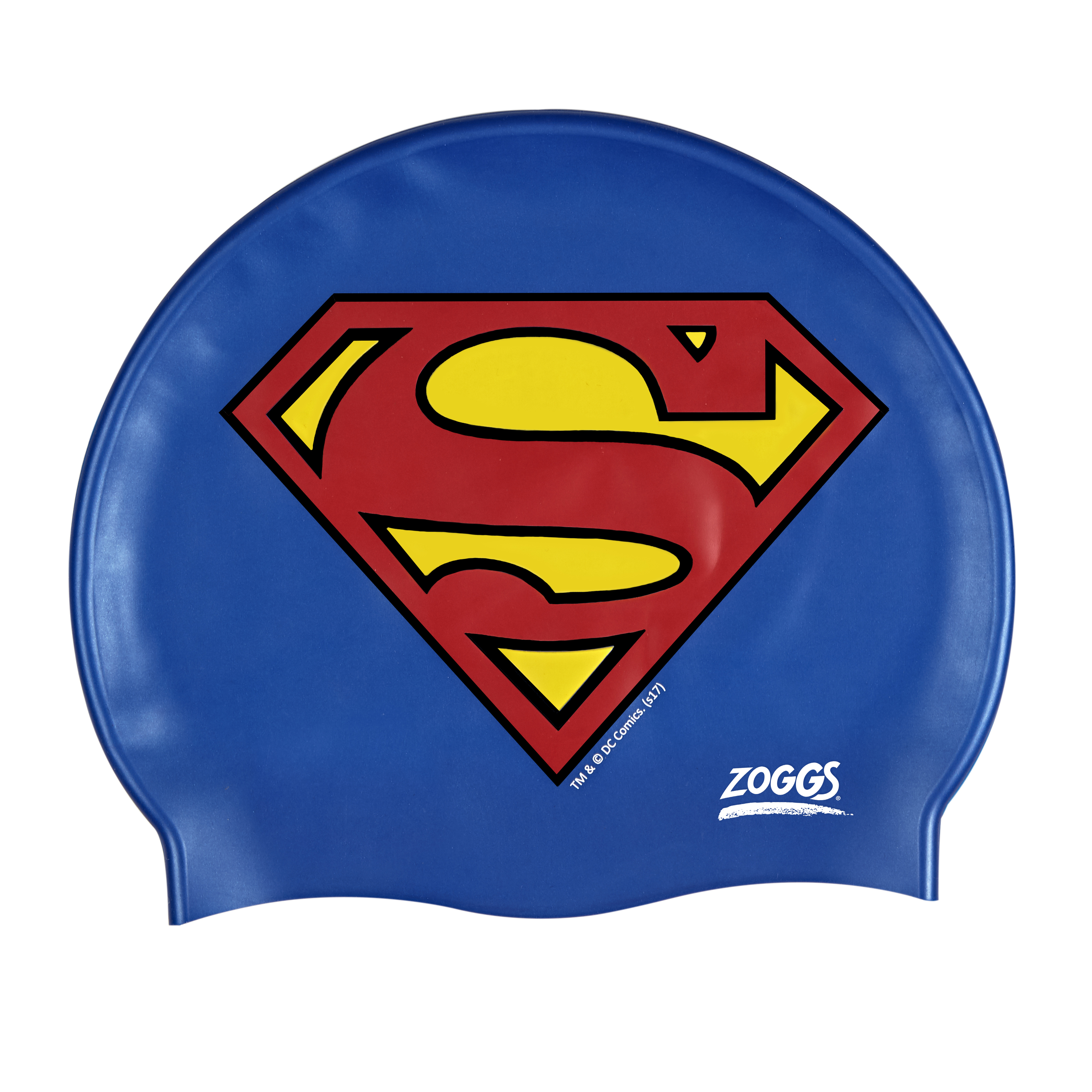 Zoggs Junior Superman Silicone Cap
