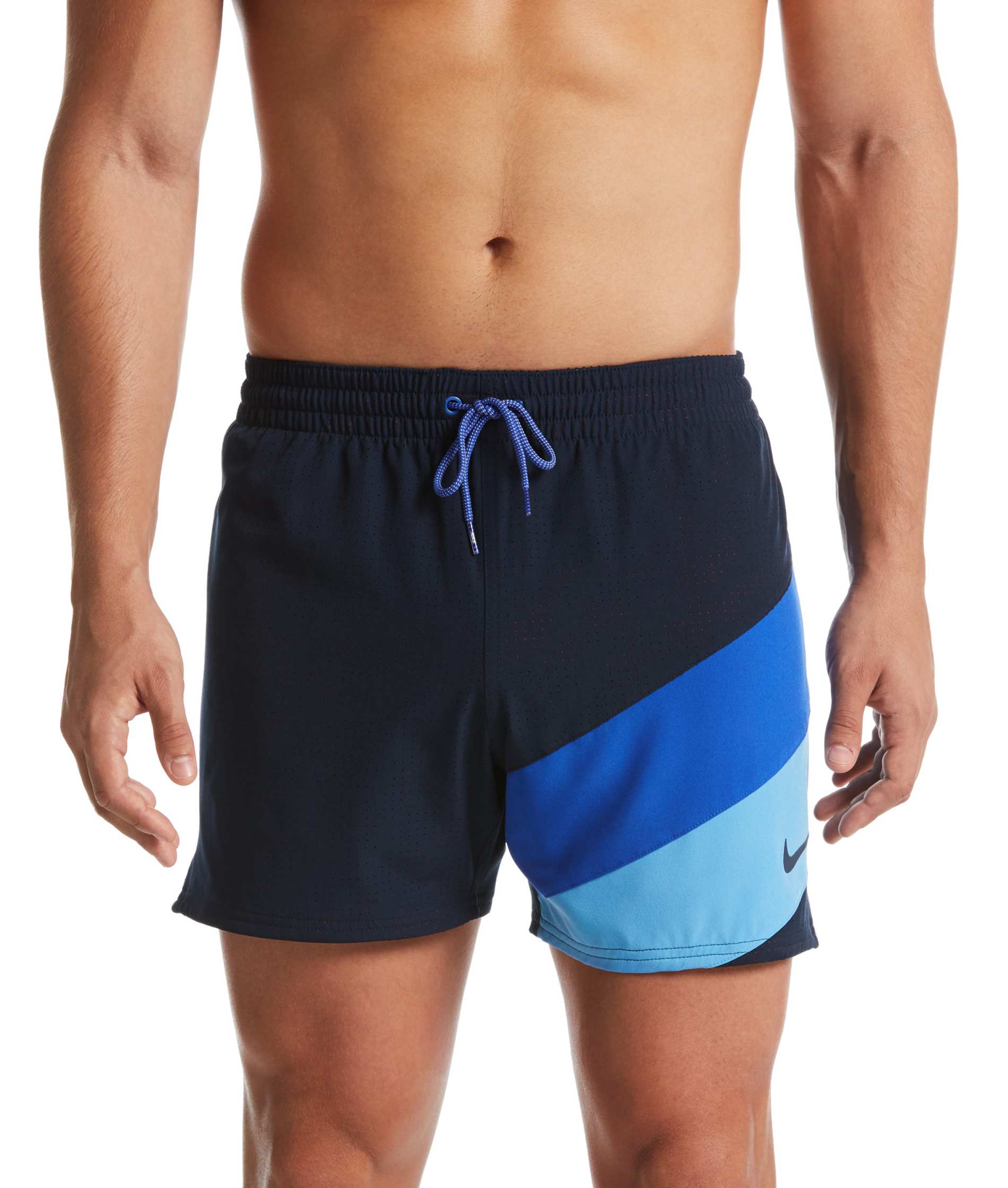 Nike Mens 5 Volley Watershort - New Navy