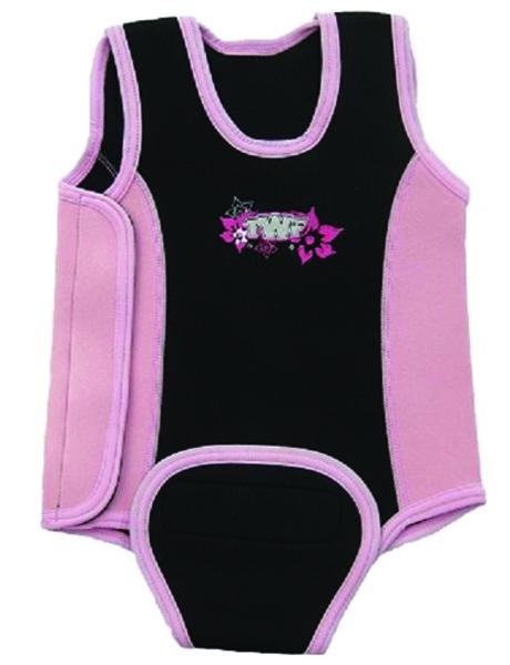 TWF Baby Wrap Pink/Black