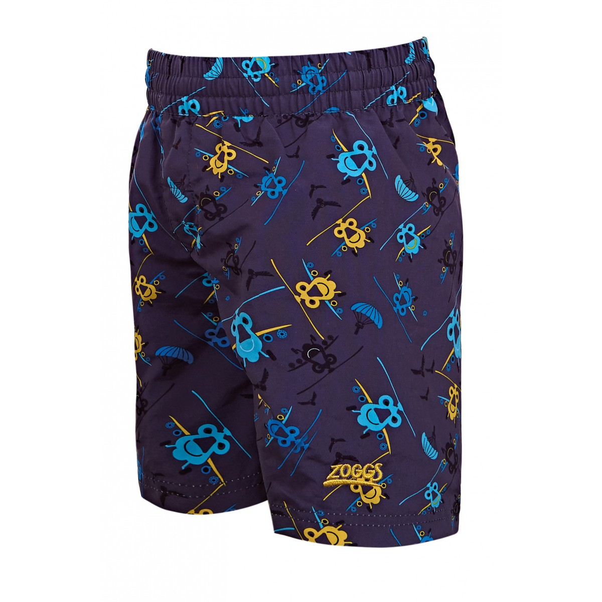 Zoggs Boys Chopper Watershort - Grey