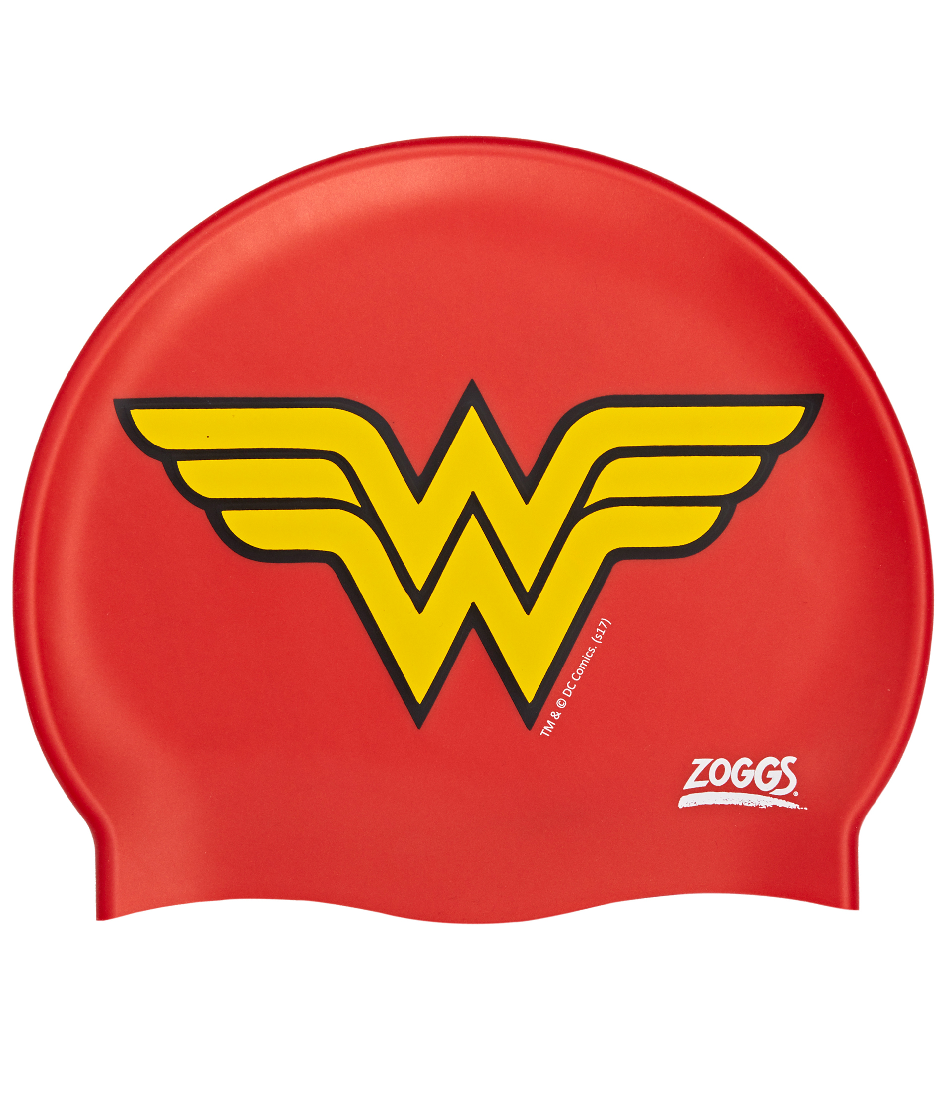 Zoggs Junior Wonder Woman Silicone Cap