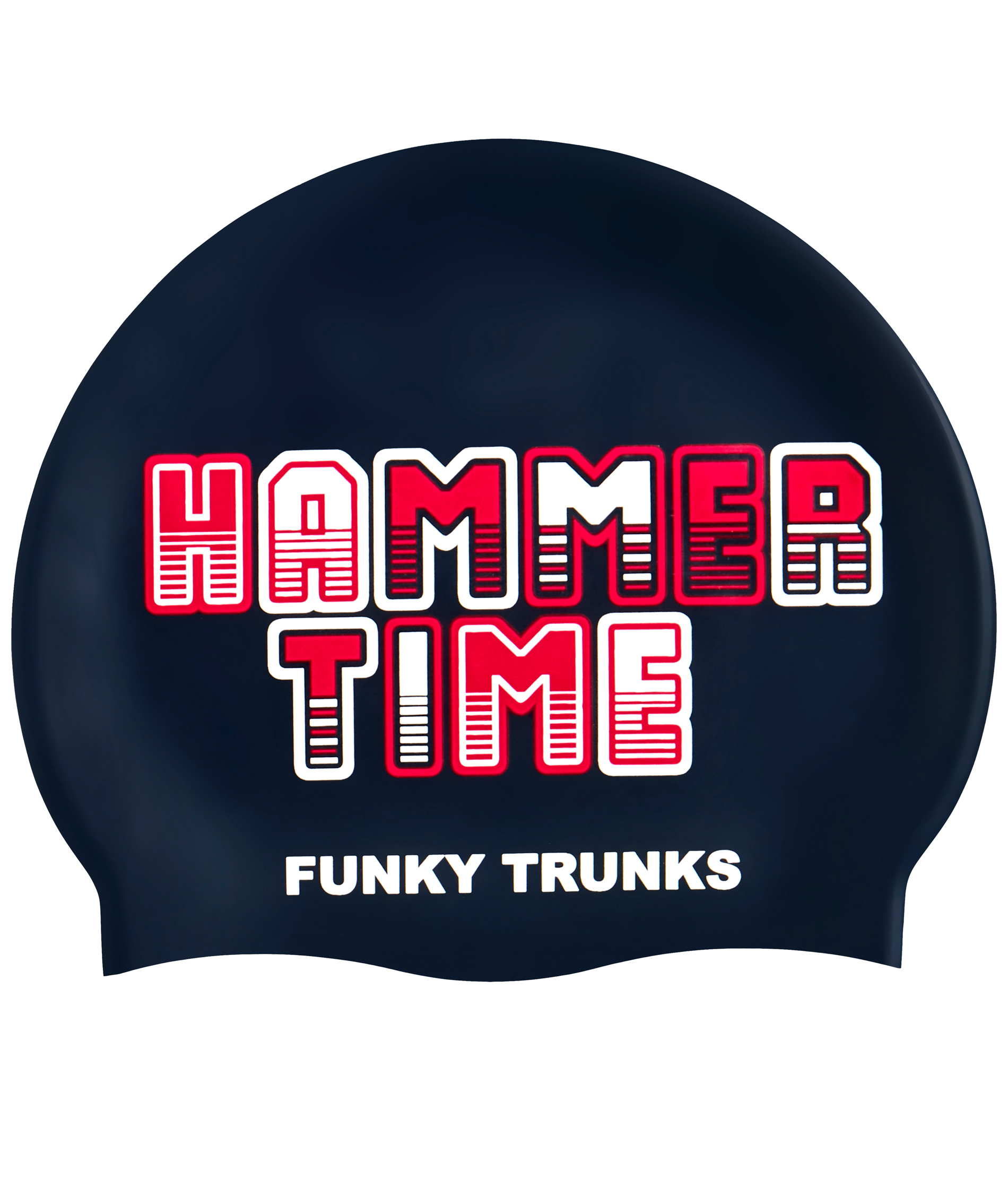 Funky Trunks Hammer Time Swim Cap
