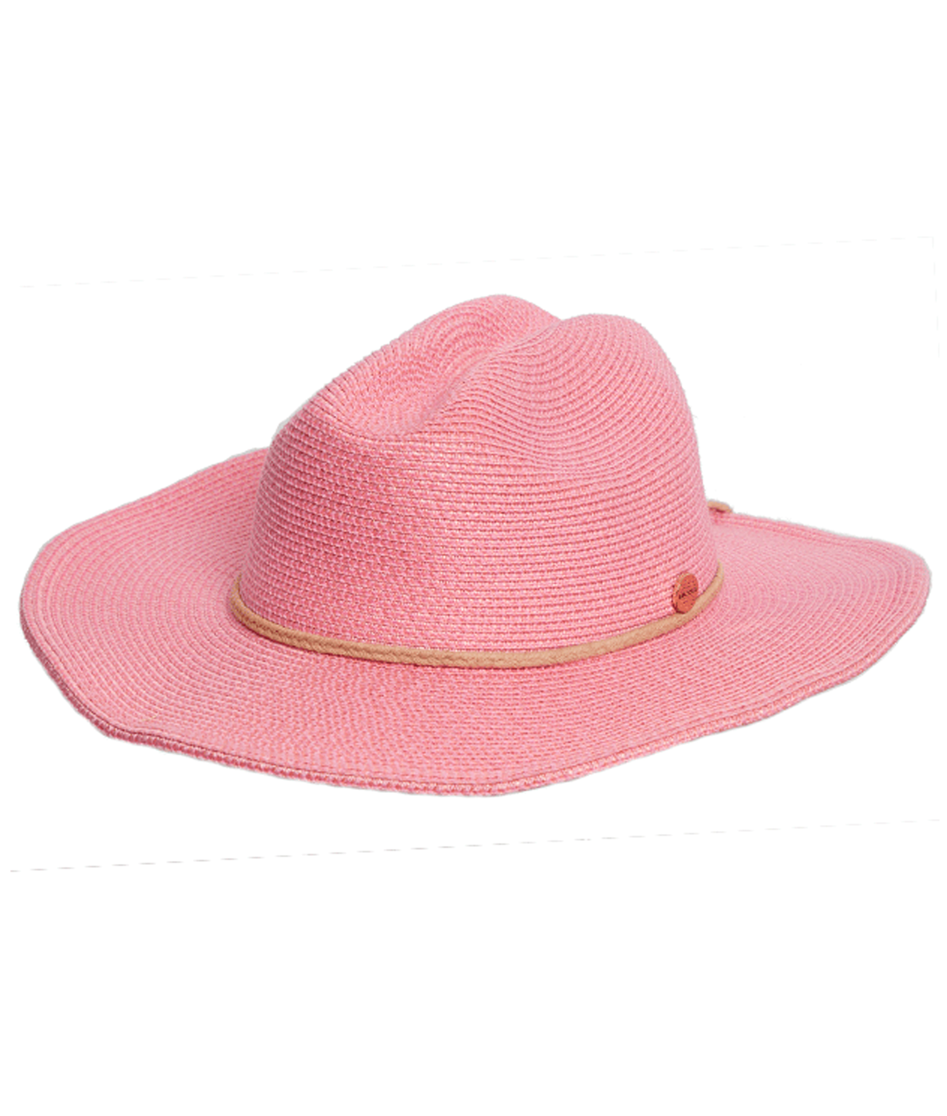 Seafolly Kids Shady Lady Mini Packable Coyote Hat - Pink
