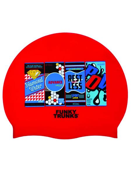 Funky Trunks Buzz Suit Swim Cap