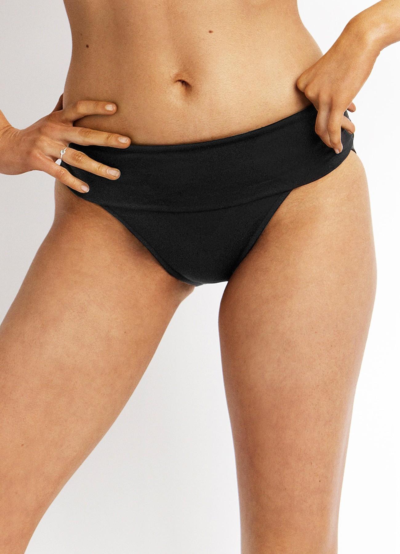 Seafolly Roll Top Bikini Pant