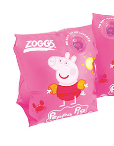 Zoggs Peppa Pig Arm Bands