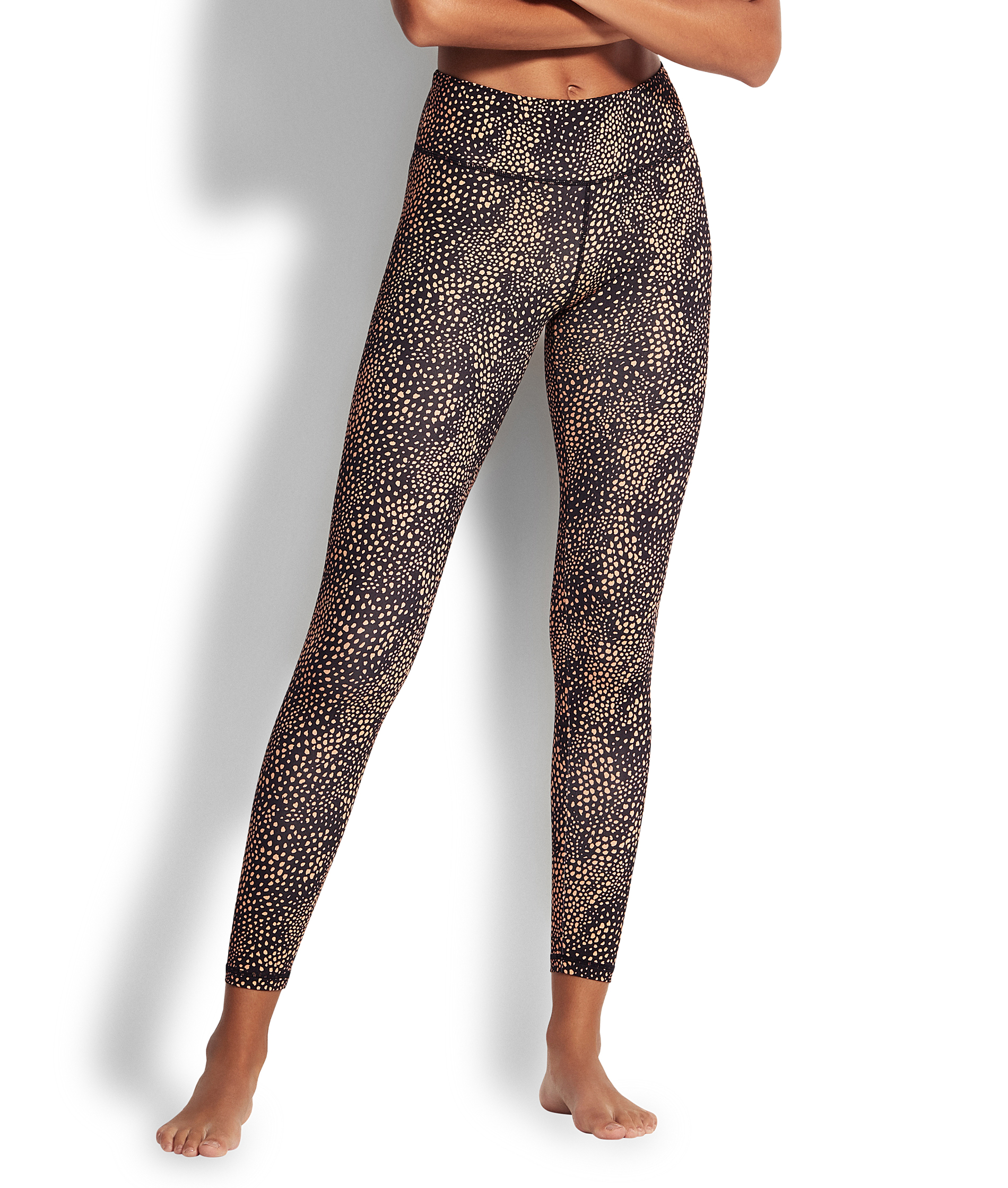 Seafolly Ladies Safari Spot Active Legging